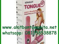 Alat Bantu Wanita Vibrator Lidah Getar Vibrator Tounge