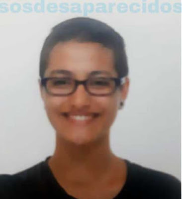 La joven Irene Díaz Folgueira desaparecida en  Santa Cruz de Tenerife, Canarias