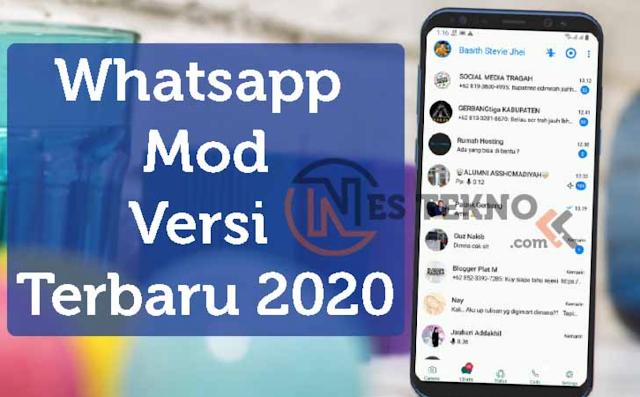 4+ WhatsApp Mod Apk Terbaik Versi Terbaru 2020