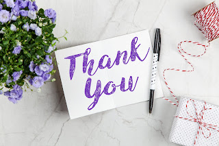 5 Tips to Writing a Thank You Letter