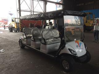 jual mobil golf baru dan bekas yamaha indonesia