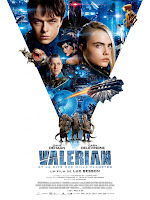 Valerian and the City of a Thousand Planets Movie Poster 14