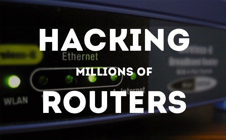 hacking-router