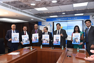 Canara Bank and Canara HSBC Oriental Bank of Commerce Life Insurance launch Webassurance (this is ISNP) for bank customers