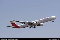 Airbus A340 / EC-IQR