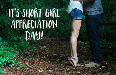 National Short Girl Appreciation Day Wishes