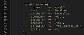 How to get table prefix in Laravel 4 2 - Laravel PHP Framework