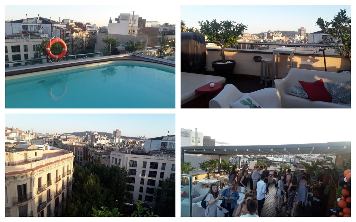 hôtel America Barcelona