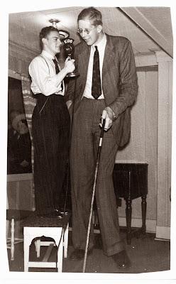 Robert Wadlow - o homem mais alto da história