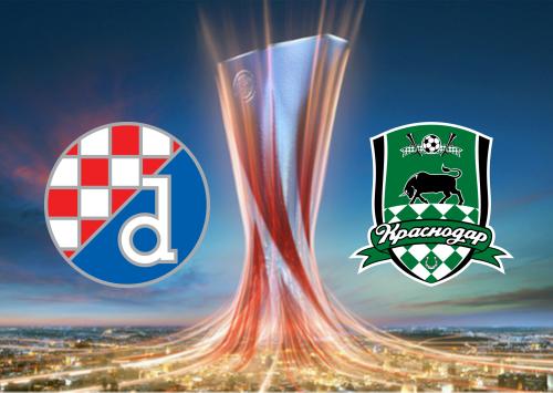 Dinamo Zagreb vs Krasnodar -Highlights 25 February 2021