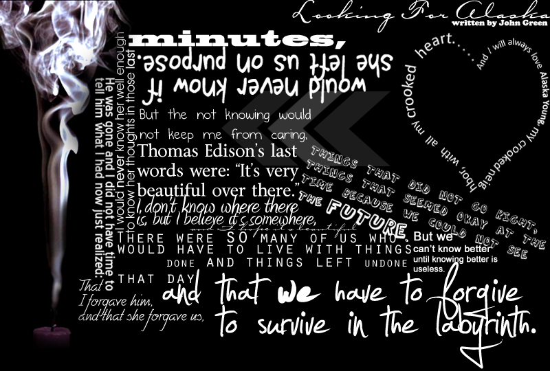 Alaska Quotes Looking For Alaska: Joe's Blog: Looking For Alaska