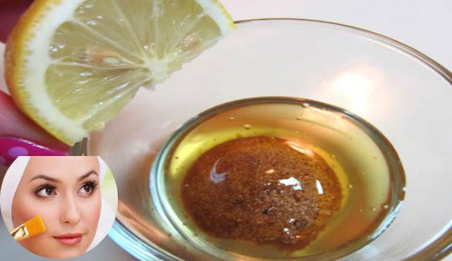Cara Membuat Masker Madu dan Lemon