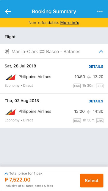 Cheap Batanes Flights