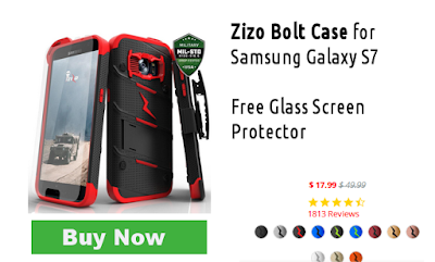 Zizo Bolt Case for Samsung Galaxy S7