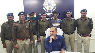 धरनावदा थाना पुलिस की महत्वपूर्ण सफलता एक आरोपी दिनदहाड़े की गई चोरी का किया खुलासा जेवर सहित नगदी 1 लाख रुपए बरामद   Guna News