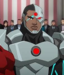 What is the height of Cyborg(Victor Stone)?