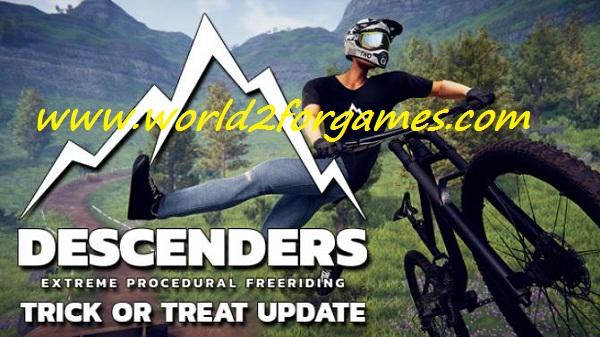 Free Download Descenders Bikeout