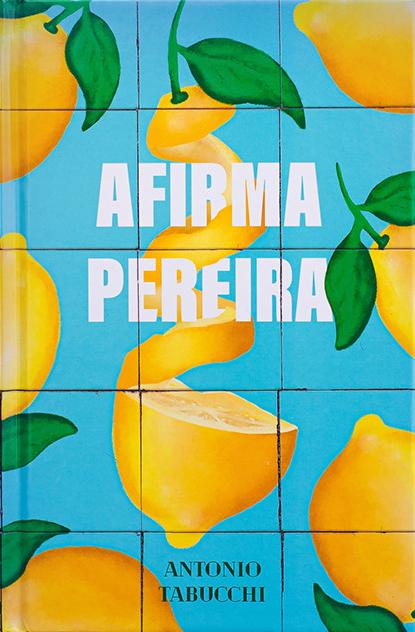 Livro Afirma Pereira