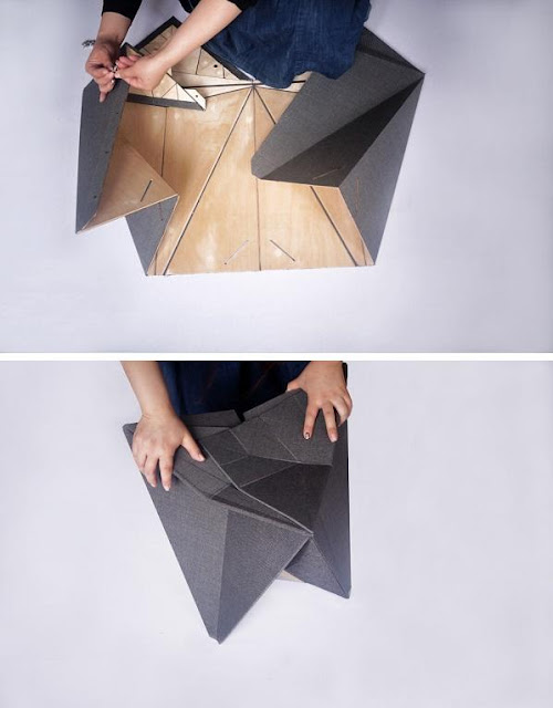 Origami Inspired Products