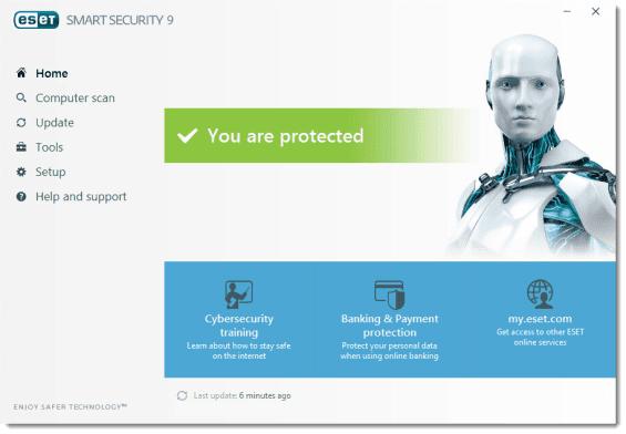 eset smart security 9 activation key license crack download