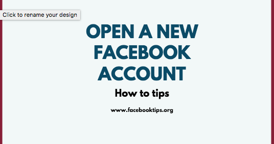 How Can I Create A New Facebook Profile Account?