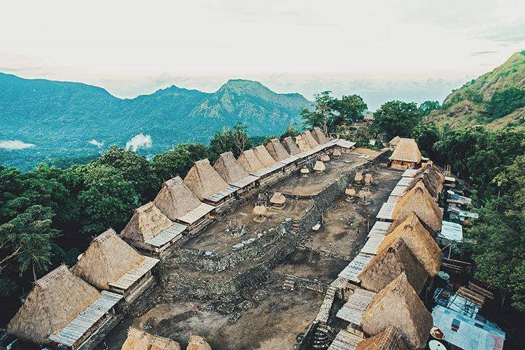 Outlook Pemulihan Sektor Pariwisata Indonesia 2021