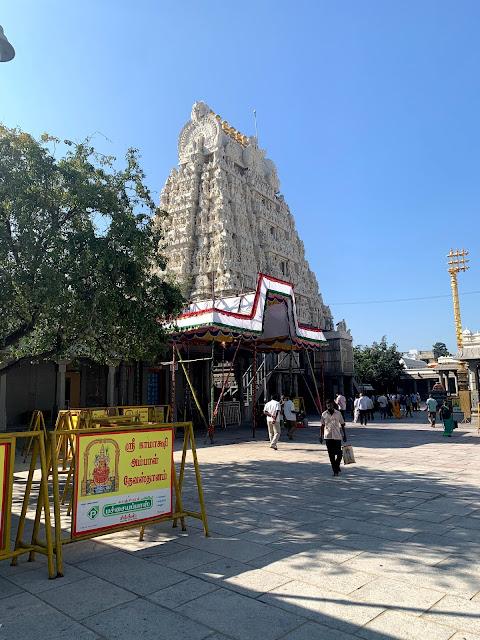 Sri Kanchi Kamakshi Amman Temple