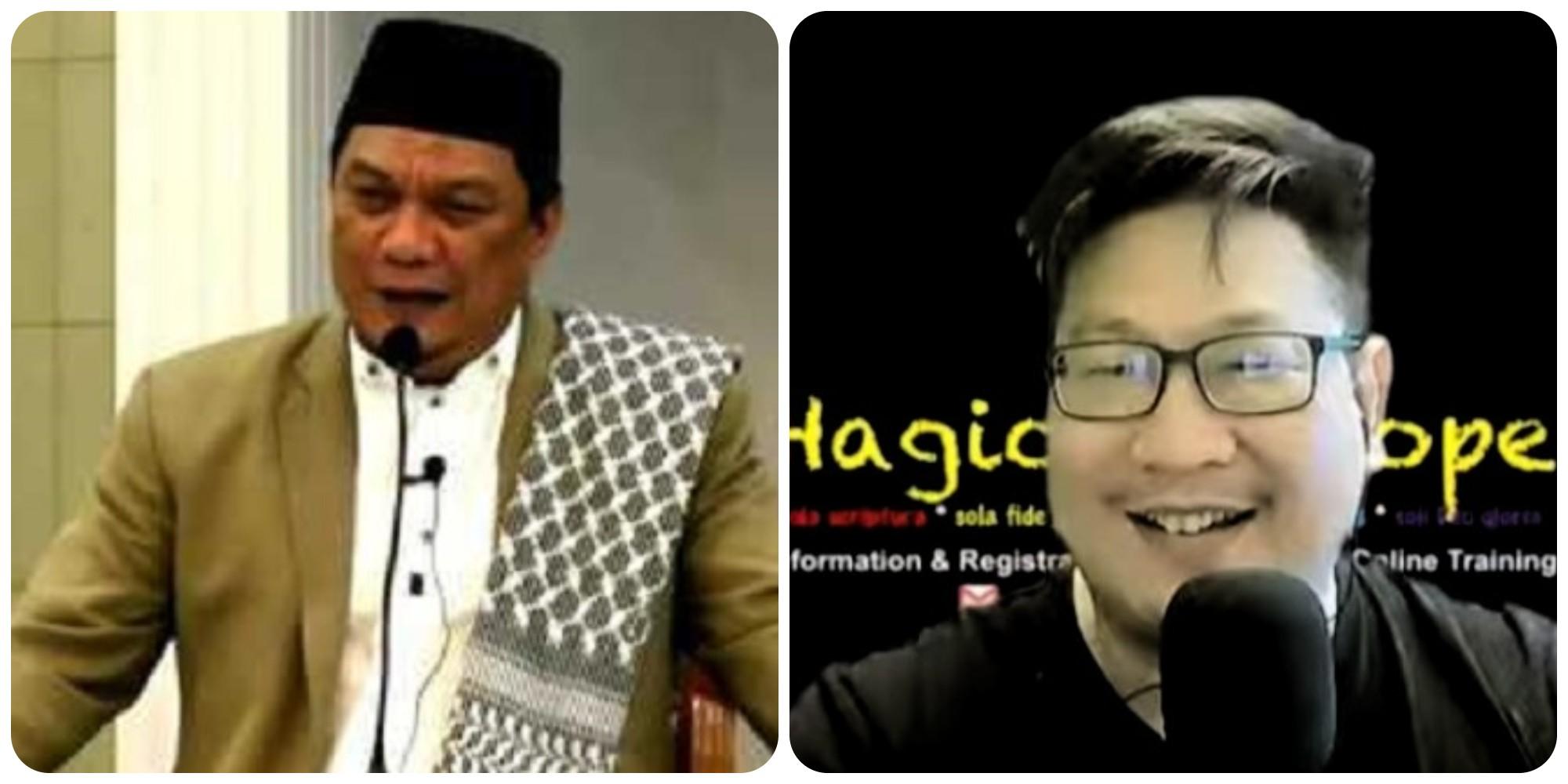 Ngeri, Tokoh NU Dukung Jozeph Zang Ditangkap Bersama Yahya Waloni