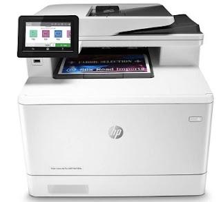 HP LaserJet Pro M479fdn Driver Downloads