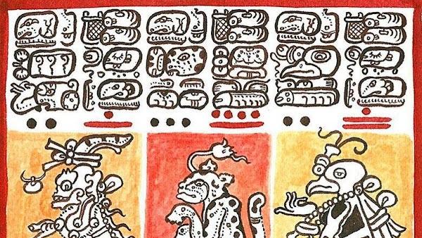 Los Códices Mayas, digitalizados.