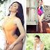 Foto Hot Nheyla Putri di Majalah Male