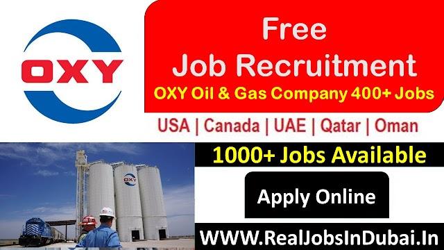 OXY Petroleum Jobs | OXY Jobs 2020 |