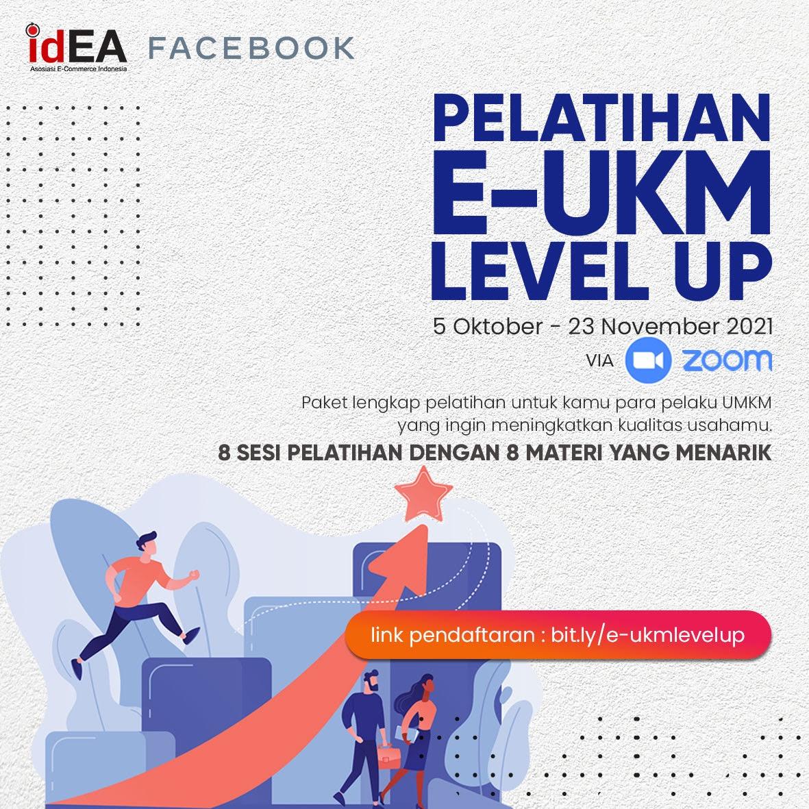 Pelatihan E-UKM Level UP idEA