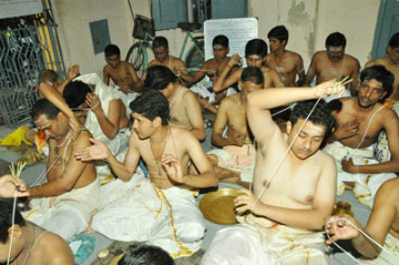 Brahma yagnam procedure