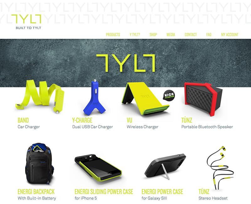 Tylt Tech Accessories