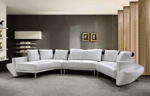 Modern Curved Sofas Reviews: Modern Curved Sofas