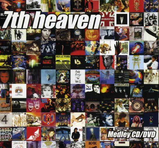 7th HEAVEN - Medley CD: Pop Medley 1 & 2 full