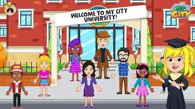 My City: University (Full Paid Version) APK Download