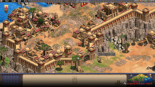 Age of Empires II The African Kingdoms Gameplay Screenshot 3