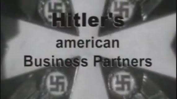 America business Ford GM Standard Oil IBM Rockefeller IG Farben treason corruption crime collusion
