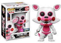 Pop! Games: Five Nights at Freddy's - Funtime Foxy (Flocked)