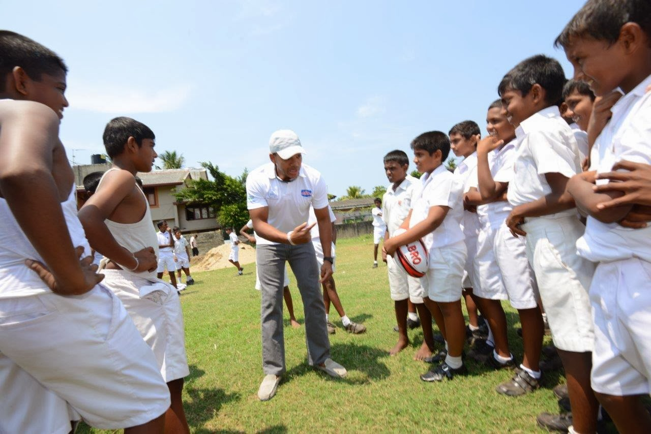 boosting the overall development of Sri Lankan youth
