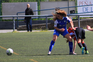 Pauldarrak vs Athletic B
