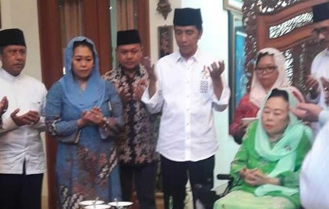 Bakal Digaet Sandiaga, Jokowi Turun Tangan Bujuk Yenny Wahid