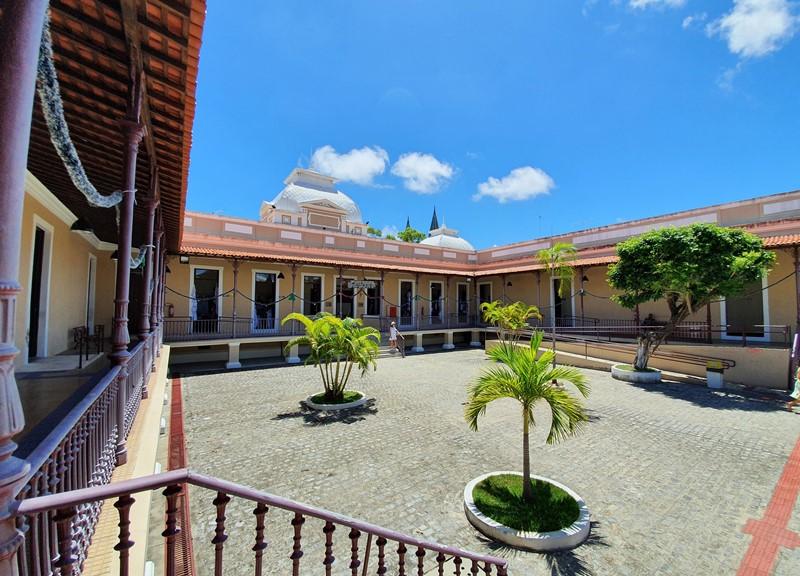 Centro de Turismo de Aracaju