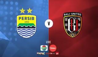Susunan Pemain Persib Bandung vs Bali United #PersibDay