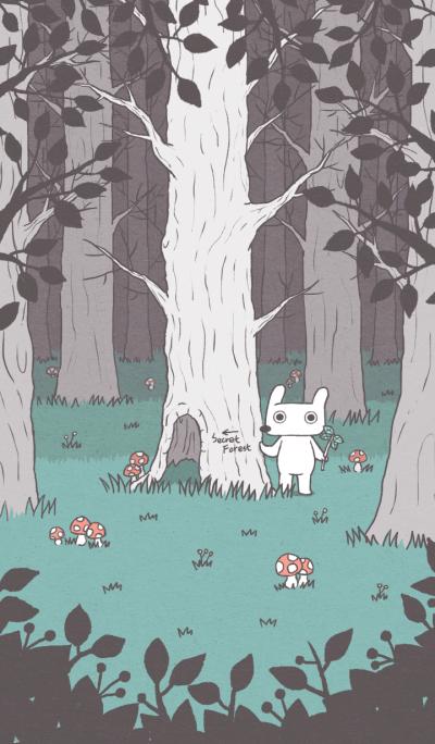 Hey Bu!-Secret Forest ver.10