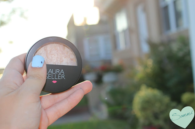 My New Year Beauty Resolutions for 2016 - Laura Geller Balance-n-Brighten Baked Color Correcting Foundation in Light