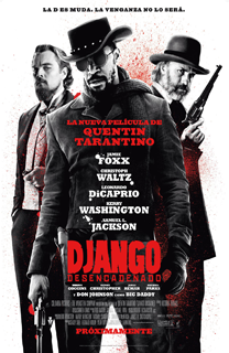 Película Django desencadenado, de Quentin Tarantino - Cine de Escritor