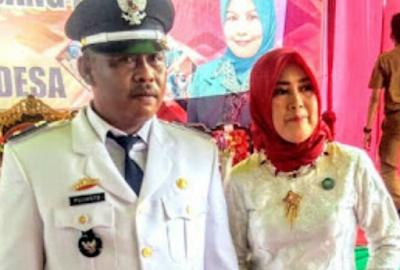 Diterpa Isu Miring, Kades Sabah Balau Banjir Dukungan Warga